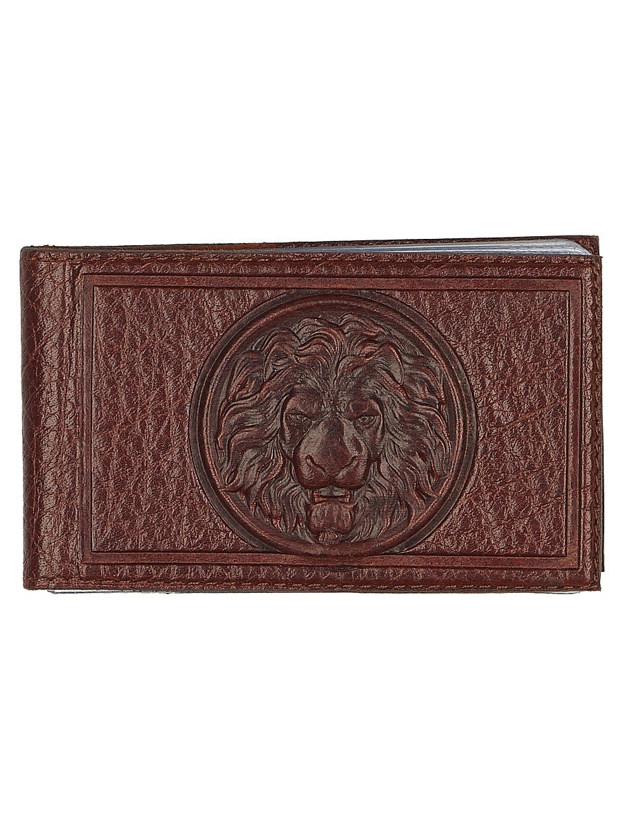 Визитница карманная «Royal». Цвет тоскана