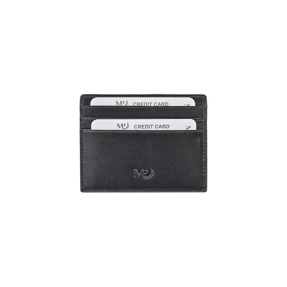 B120253R Preto - Футляр для карт MP с RFID защитой
