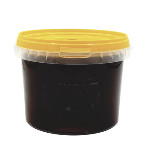 Мёд натуральный БОЯРЫШНИКОВЫЙ, 1 кг