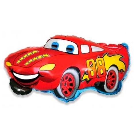 Фольгированный шар «Гоночная машина» #148847