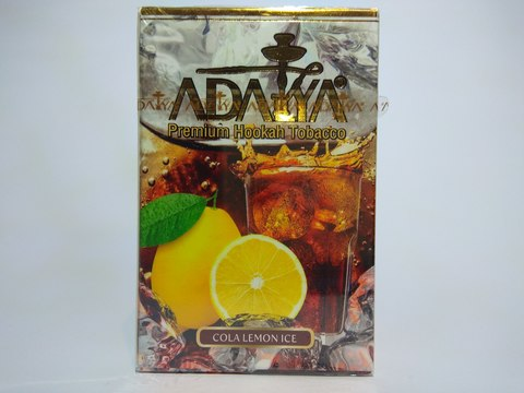 Табак для кальяна ADALYA Cola Lemon Ice 50 g