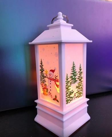 Новогодняя лампа
