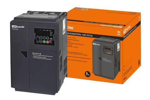 Преобразователь частоты ПЧ-07T50 380В 7,5кВт TDM