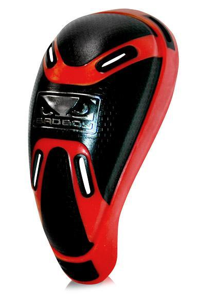 Бандажи/Защита паха Бандаж Bad Boy Shield Groin Guard (Red) 1.jpg