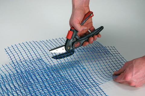 Универсальные ножницы для длинного прямого резания 235 мм