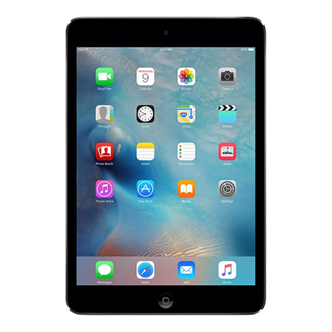 iPad mini 2 Wi-Fi 128Gb Space Gray - Серый космос
