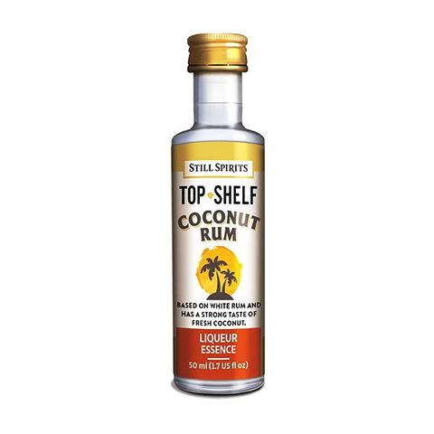 Эссенция Still spirits Top shelf Coconut Rum на 1,125 литр самогона/водки/спирта