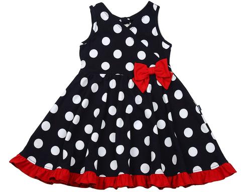 Платье в горошек Mini-Maxi (арт.UD2964)