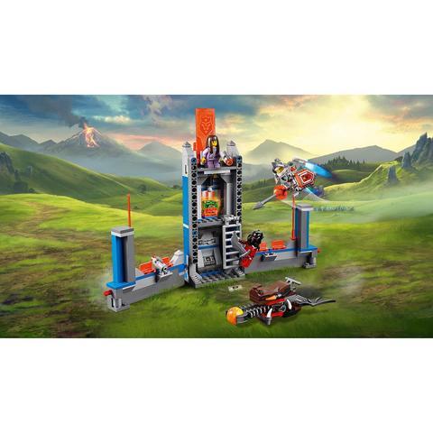 LEGO Nexo Knights: Библиотека Мерлока 2.0 70324 — Merlok's Library 2.0 — Лего Нексо Рыцари