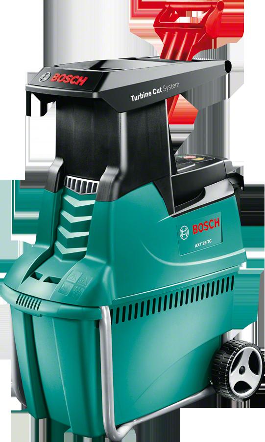 Бесшумный измельчитель AXT 25 D Bosch