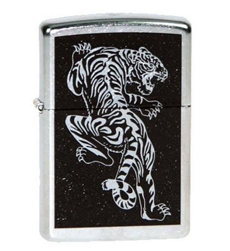 Зажигалка Zippo (207) Tigre Street Chrome
