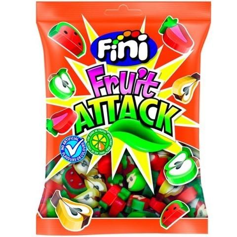 Жевательный мармелад Fini Fruit attack 100 гр