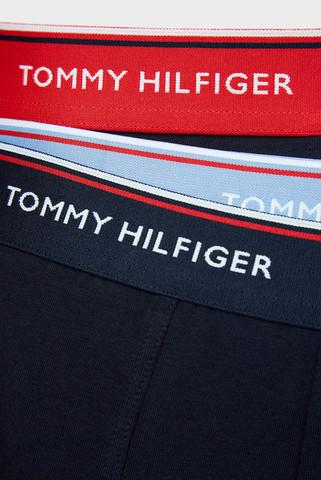 Мужские черные боксеры (3 шт) Tommy Hilfiger