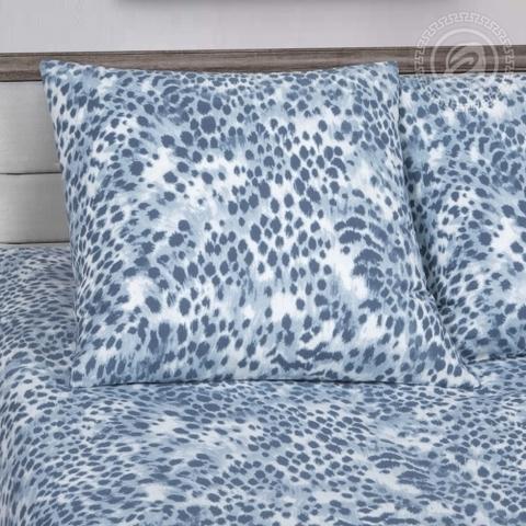 Комплект постельного белья Снежный барс DE LUXE