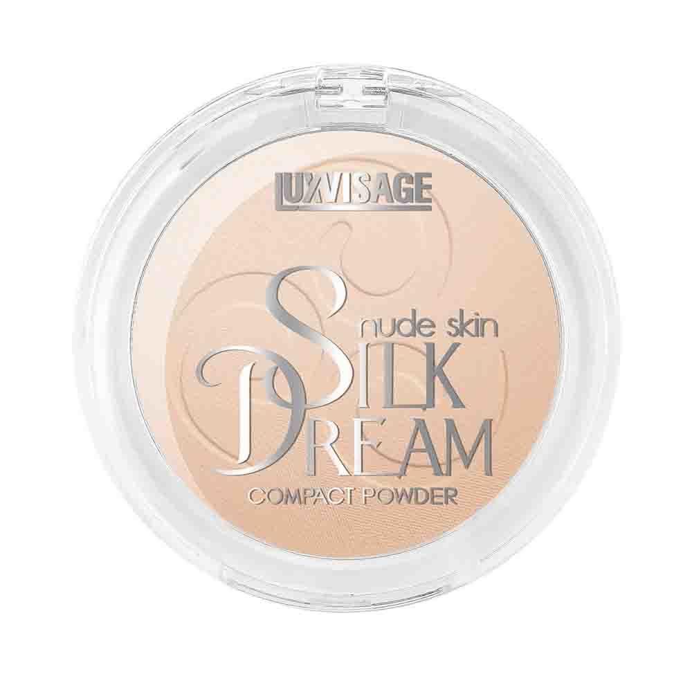 Пудра для лица компактная Silk Dream Nude Skin