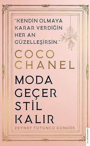 Coco Chanel - Moda Geçer Stil Kalır