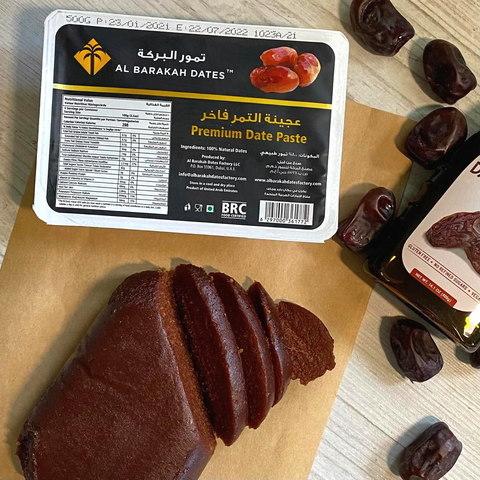 Финиковая паста премиум Al Barakah Dates, 500 г