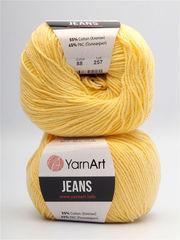 джинс-88-жёлтый