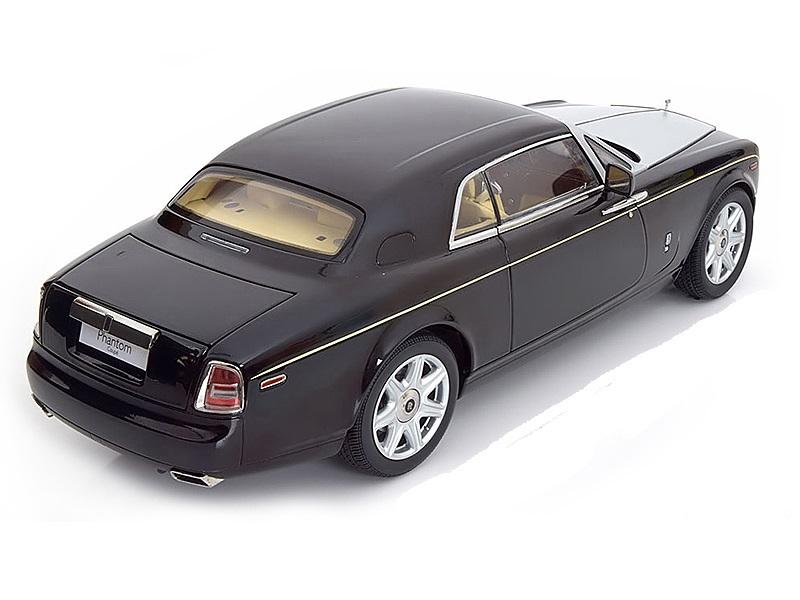Коллекционная модель Rolls-Royce Phantom Coupe 2012