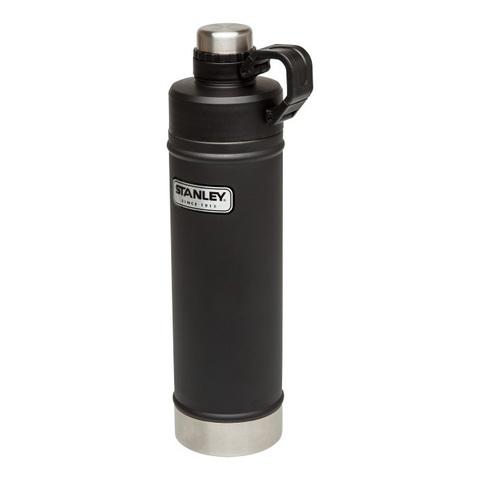 Термобутылка Stanley Classic (0,75 литра), черная