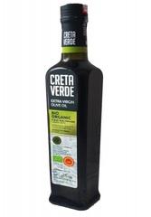 Оливковое масло CRETA VERDE ОРГАНИК с острова Крит PDO 250 мл стекло