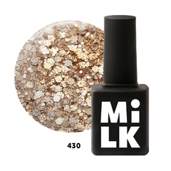 Гель-лак Milk Shine Bright 430 Freckle Stars, 9мл.