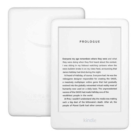 Электронная книга Amazon Kindle 2019 8Gb White (белая)