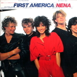 Nena / First America (99 Luftballons)(LP)