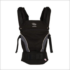 Слинг-рюкзак Manduca Baby Carrier NewStyle Black (Чёрный)