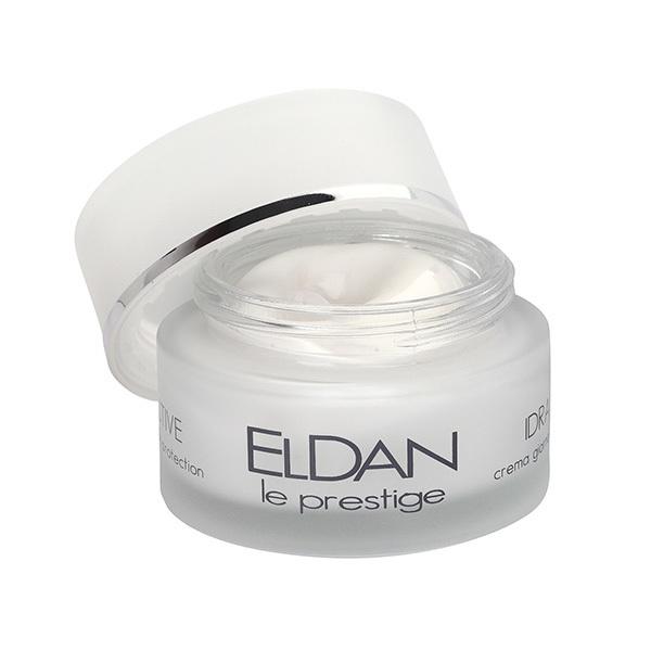 Крем увлажняющий с рисовыми протеинами Eldan Idractive Moisture Daily Protectoion Le Prestige 50мл