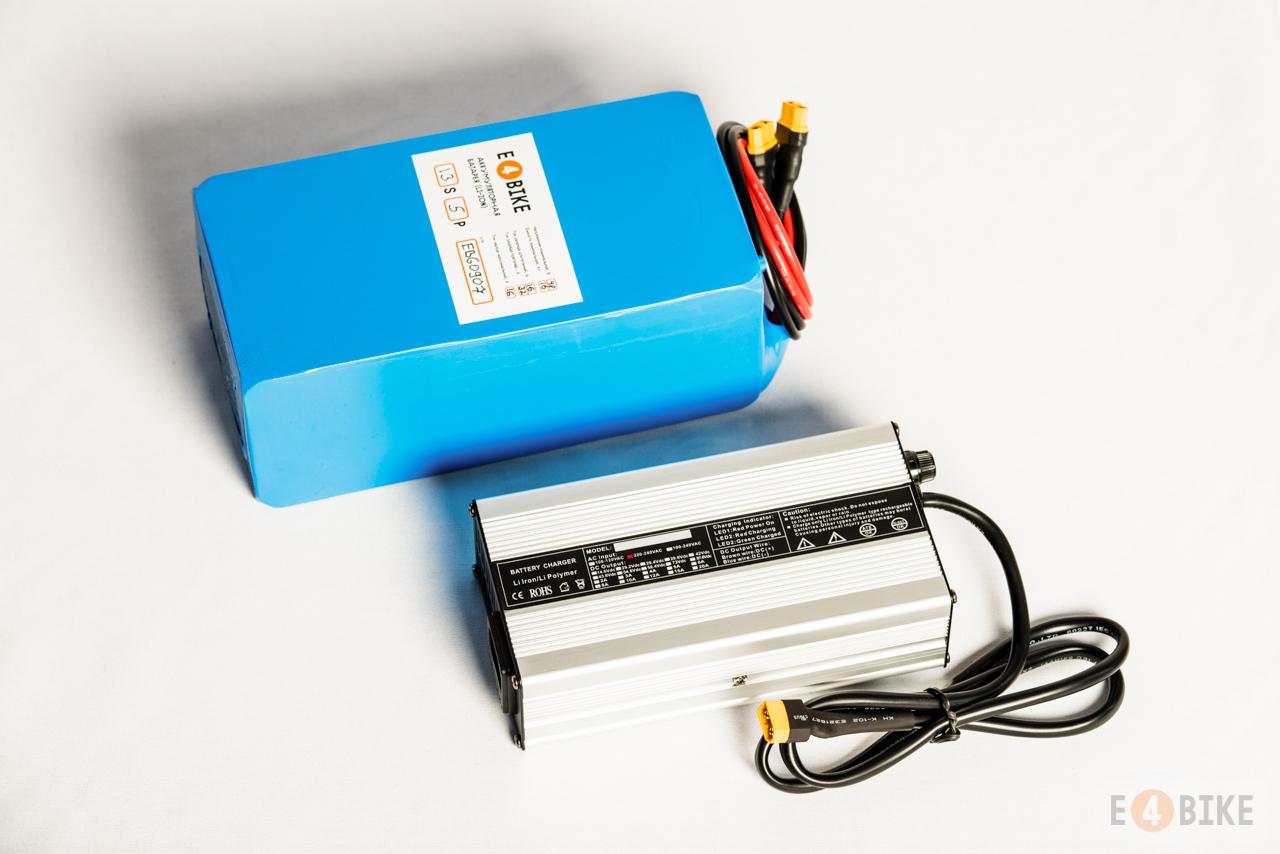 Аккумуляторная батарея LiFePO4 48 В 13.2 Ач