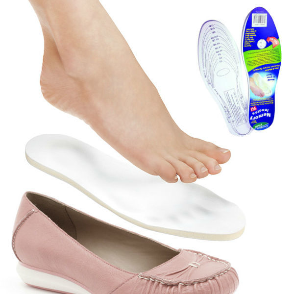 "Товары для здоровья Стельки для обуви с памятью ""Здоровая стопа"" (Memory Foam Insoles) a6121631be49af4ebb4f5eddee6f2fce.jpg"