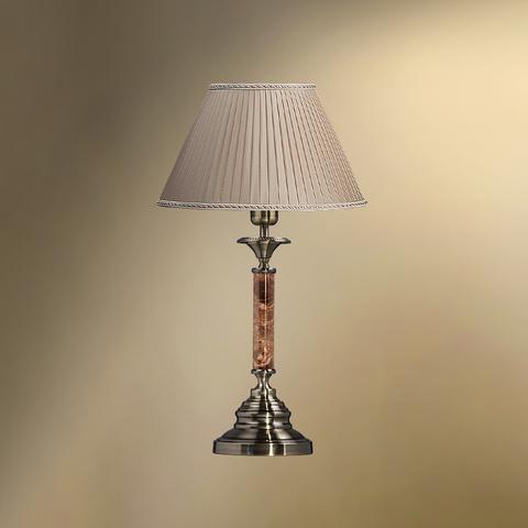 Настольная лампа с абажуром 29-08.56/3956 СТЕЛЛА