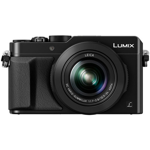 Panasonic Lumix DMC-LX100 Black