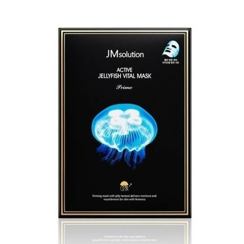 JMsolution Active Jellyfish Vital Mask Prime ультратонкая тканевая маска с экстрактом медузы