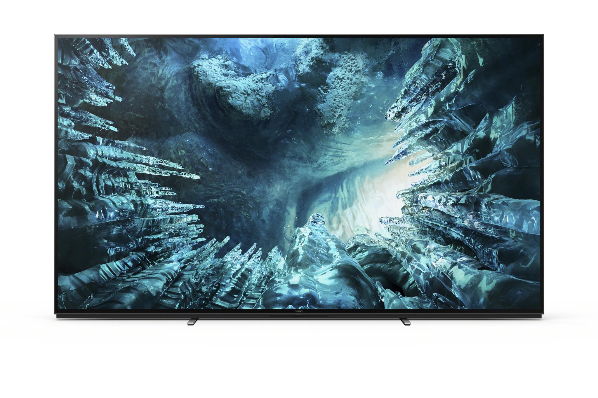 8K телевизор Sony Bravia KD-85ZH8 купить в Sony Centre Воронеж