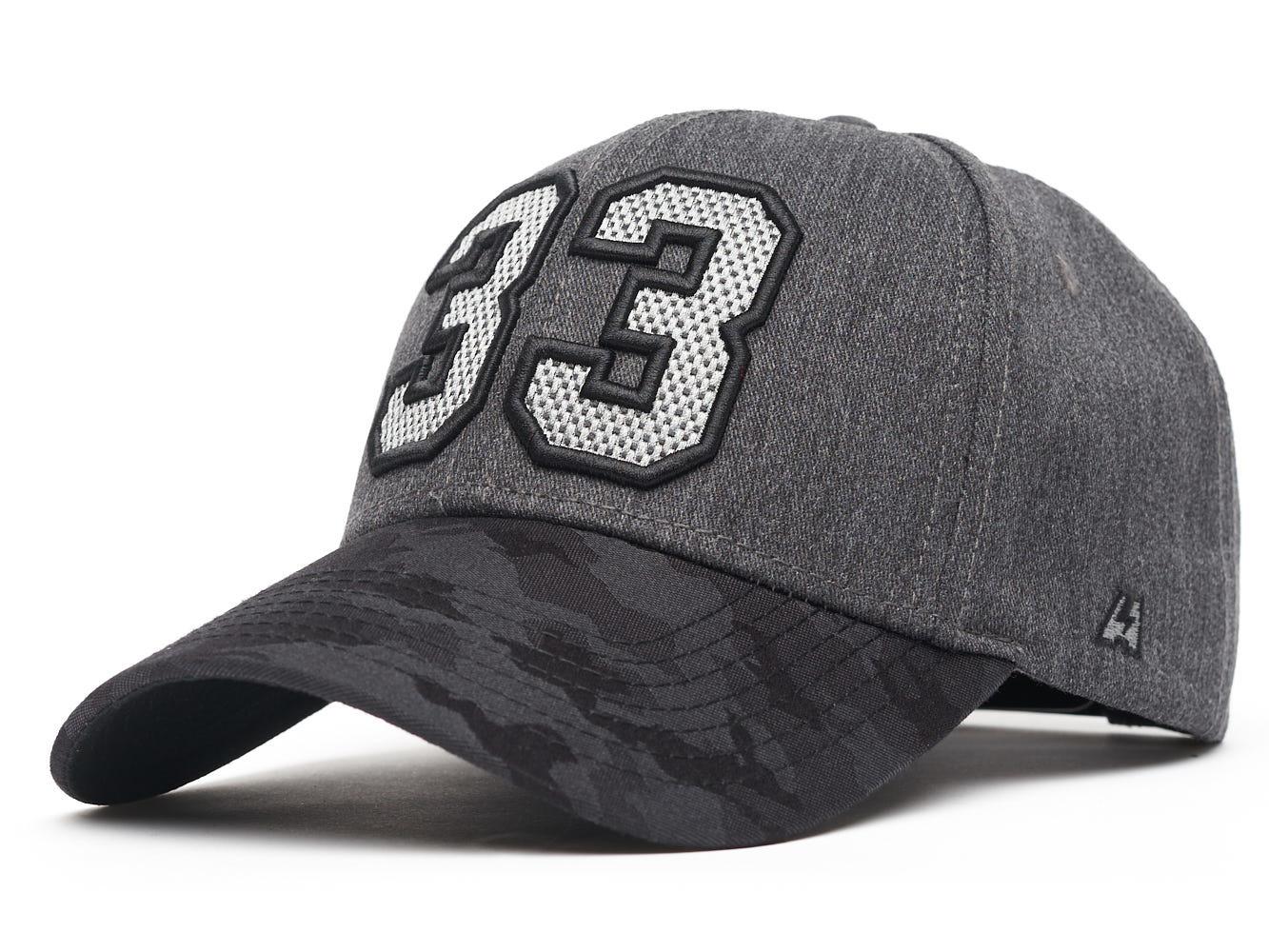 Бейсболка КХЛ № 33