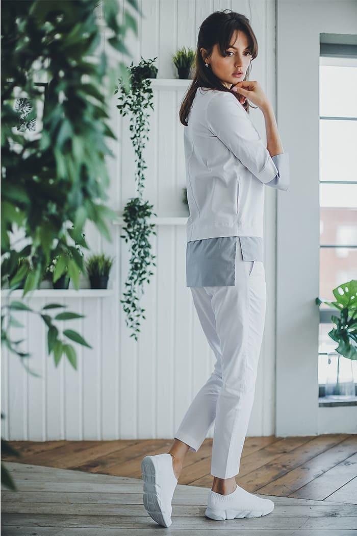 Блуза женская медицинская М 278