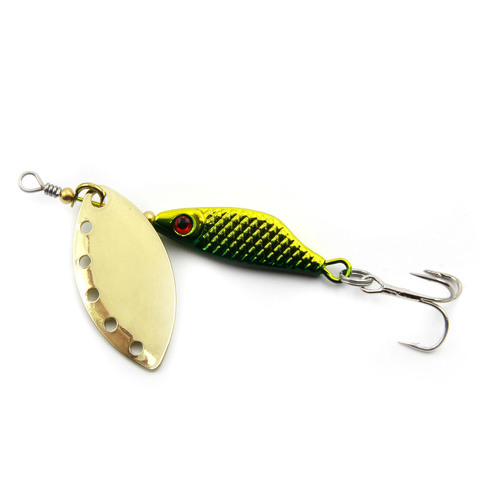Блесна Extreme Fishing Absolute Obsession №1 6g 10 G/Green/G