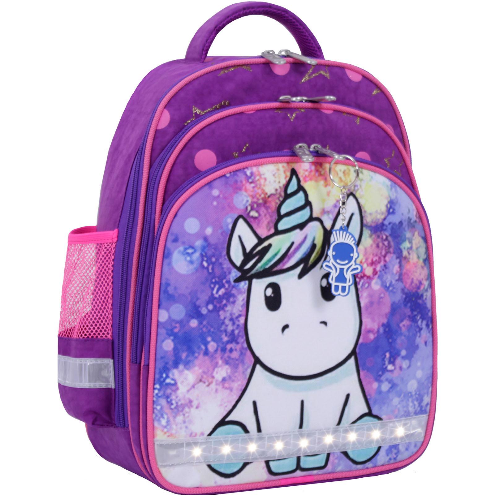 Рюкзак школьный Bagland Mouse 339 фиолетовый 428 (0051370) фото 1