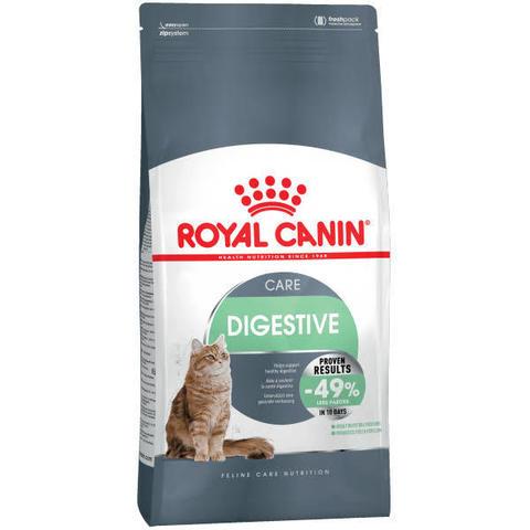 Royal Canin Digestive Care при чувствительном пищеварении 2 кг для кошек
