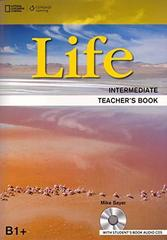 Life Intermediate: Teacher's Book with Audio CD