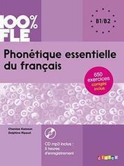 Phonetique essentielle du francais B1-B2 + CD MP3