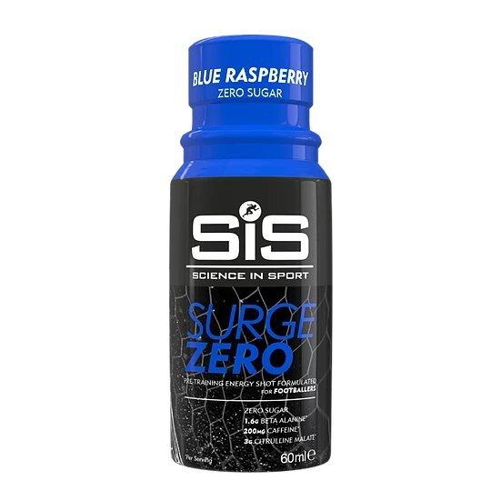 Энергетик с кофеином SiS Surge Zero Shot, Ежевика