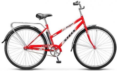 Велосипед Stels Navigator-300 Lady красный