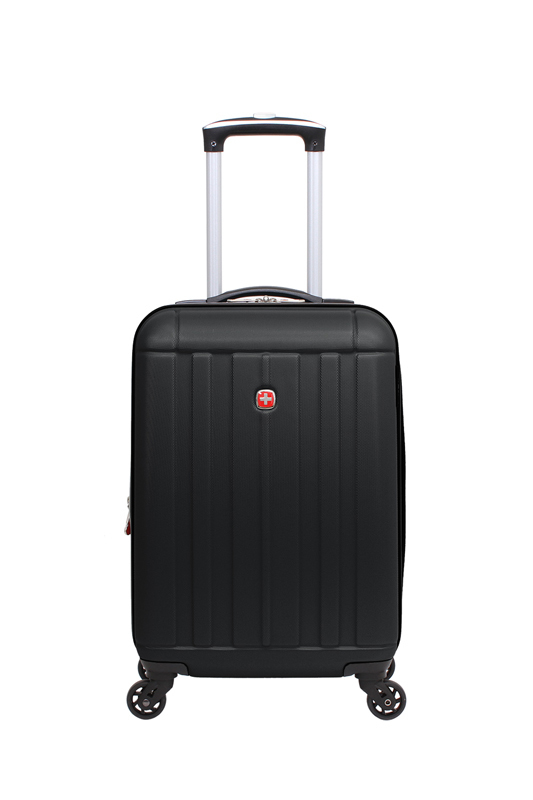 Чемодан WENGER USTER, цвет черный, 34x22,5x49 см, 37 л. 37 л (WGR6297202154).