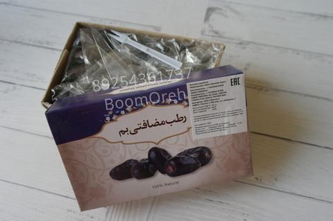 Финики коробочка Иран (с косточкой) 500 г
