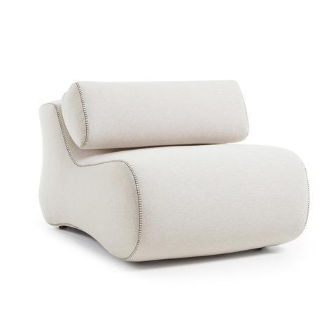 Кресло Club белое