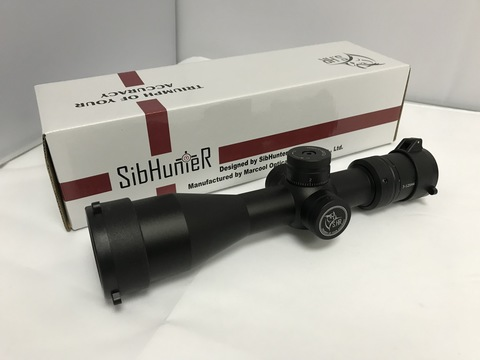 SibHunter 3-12x44 SF FFP