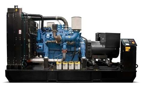 Дизельный генератор Energo ED 350/400 MU
